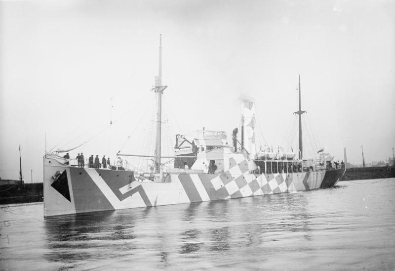 HMS Polyanthus (1917-18) (via Imperial War Museums)