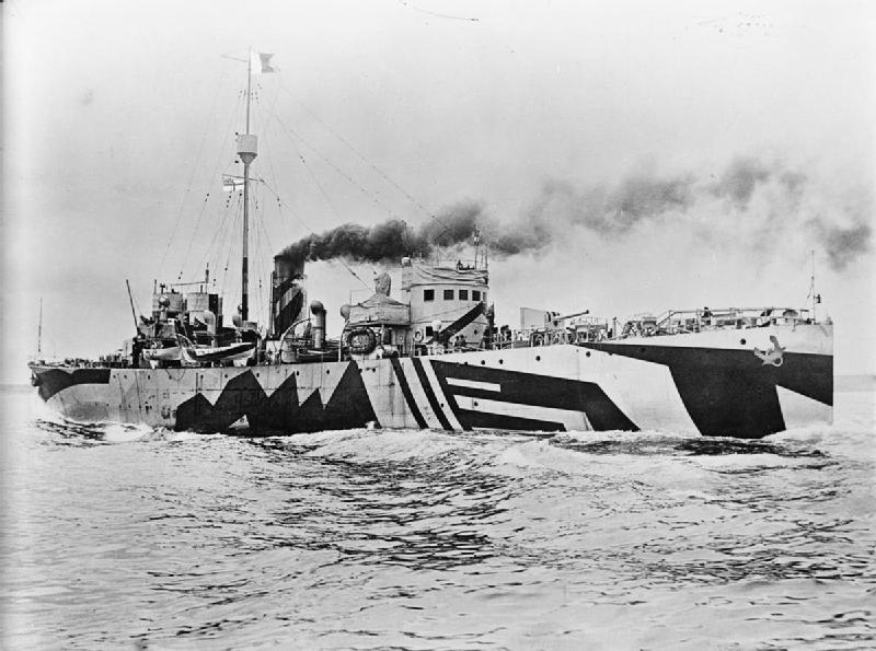 HMS Rocksand (1918) (via Imperial War Museums)