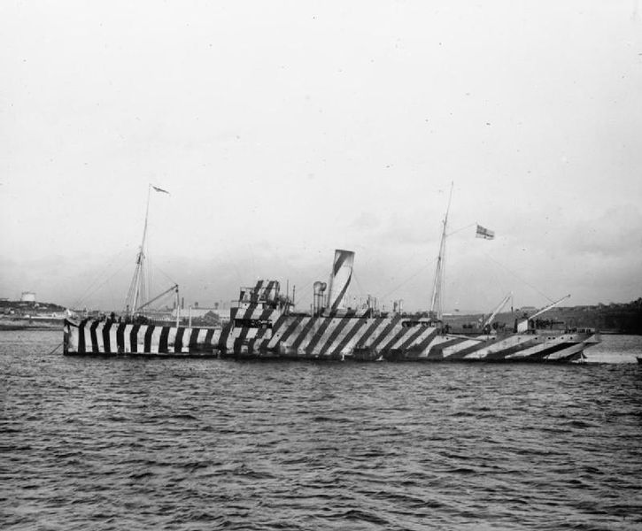 HMS Underwing (via Imperial War Museums)