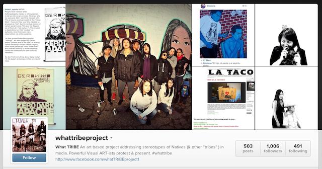 whattribeprojectinstagram
