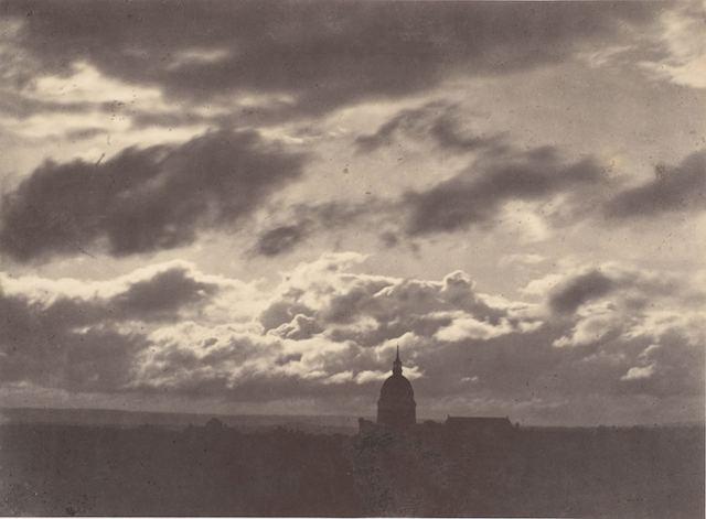 2. Sky Study, Paris, 1856-57