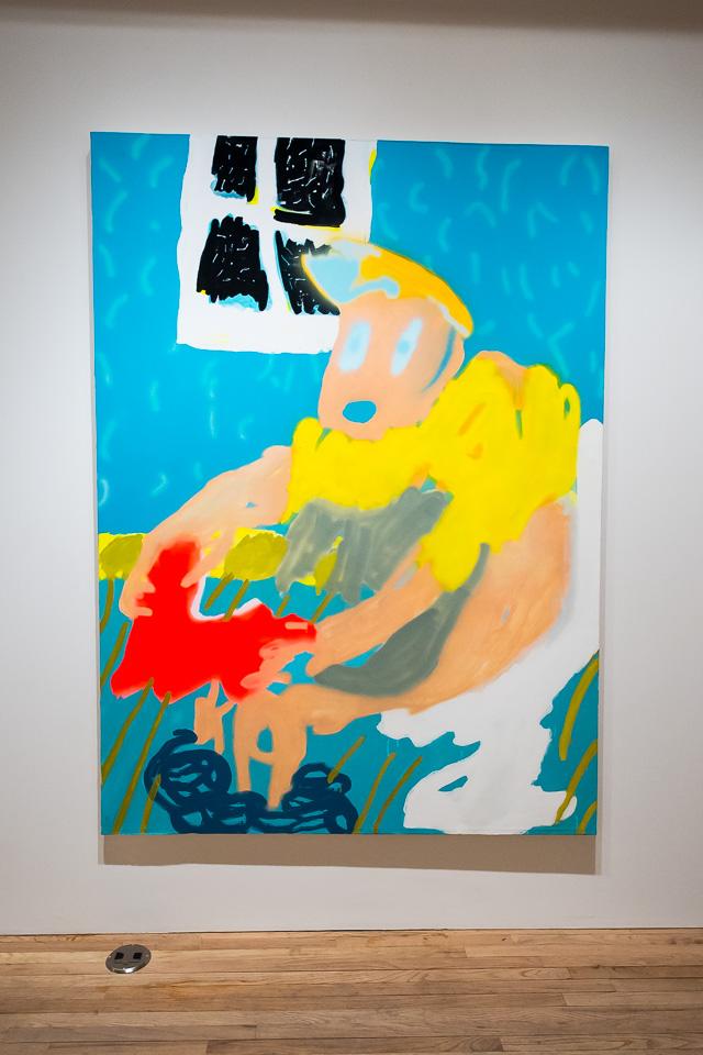 "Austin Lee, ""Excremental"" (2013)"