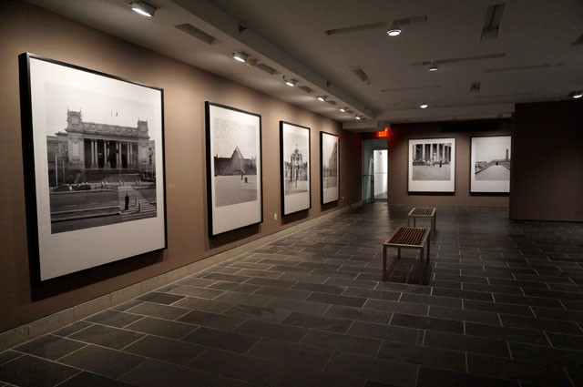 """Installation view, """"Carrie Mae Weems: The Museum Series,"""" the Studio Museum in Harlem (photo by Jillian Steinhauer for Hyperallergic) (click to enlarge)"""