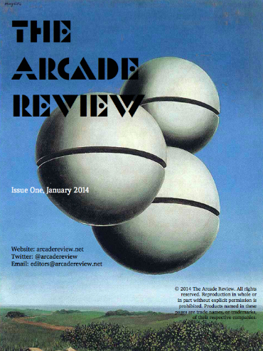 The Arcade Review, issue 1