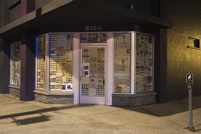 "Lynn Saville, ""Corner Store, Los Angeles, CA"""