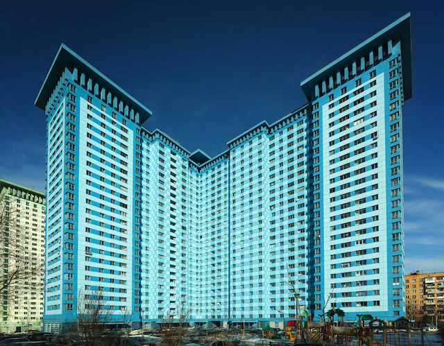 Living House Complex, Moscow, 2008 / 2010