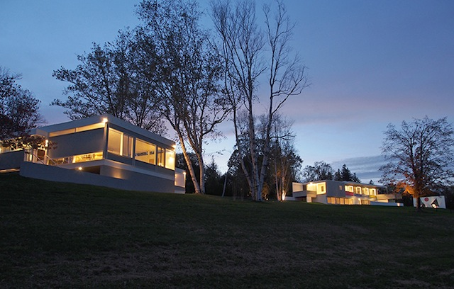 Stillman and Huvelle Houses, Litchfield, CT (photograph courtesy Brad Stein and Joseph Mazzaferro)