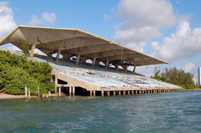 Miami Marine Stadium (photograph by Rick Bravo)