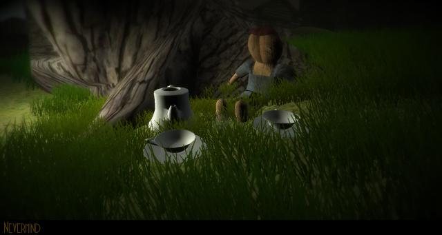"""Screenshot from """"Nevermind"""""""