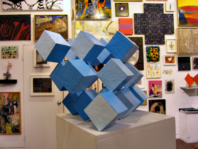 Sculpture by Tadashi Hashimoto