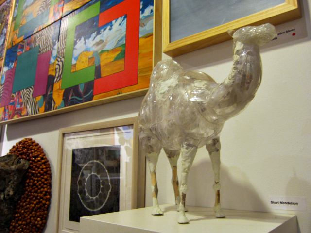 Sculpture by Shari Mendelson