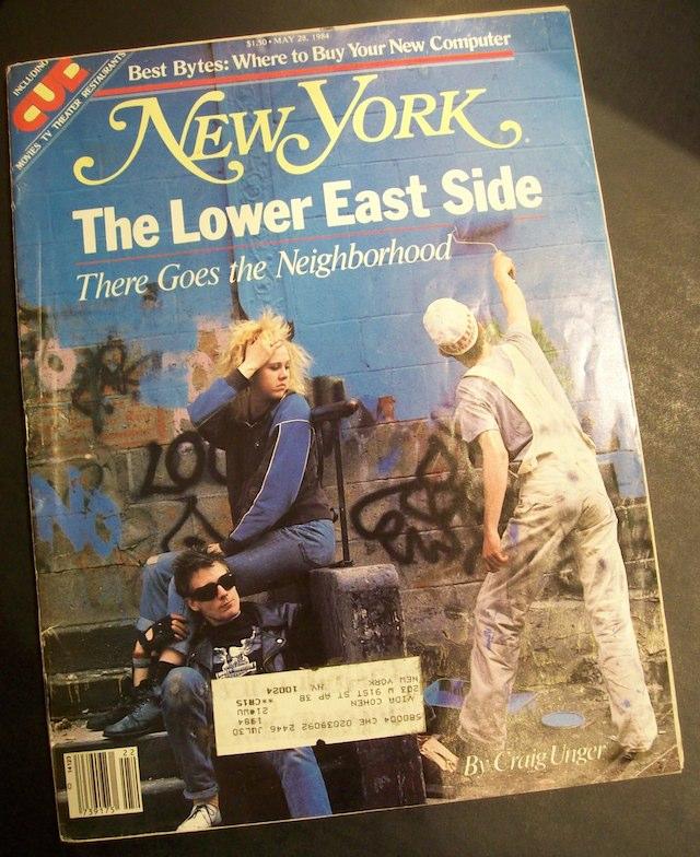 12.New Yorker Magazine