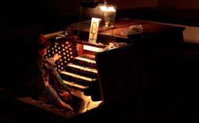 Post image for The Dense, Dark Tones of an Organ Mystic