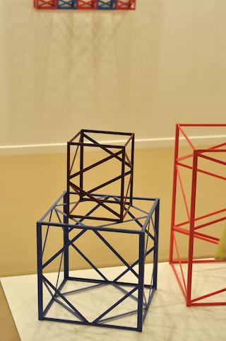 Works by Rasheed Araeen at Grosvenor Gallery