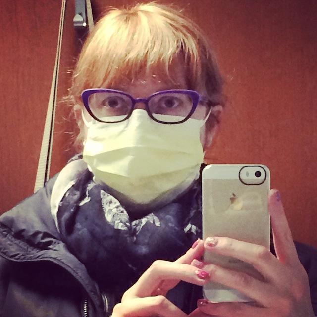Jenni Prokopy's chronicbabe selfie