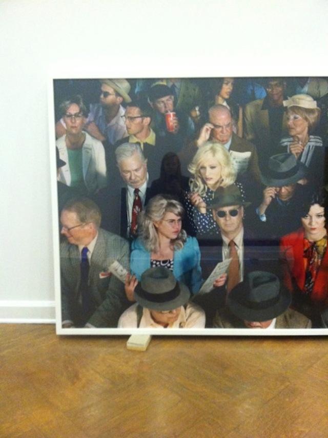 Lauren Wright's #artselfie