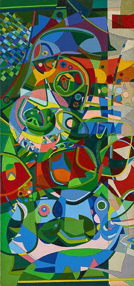 """Steve Wheeler, """"Untitled W37"""" (c. 1950) (image via davidfindlayjr.com)"""