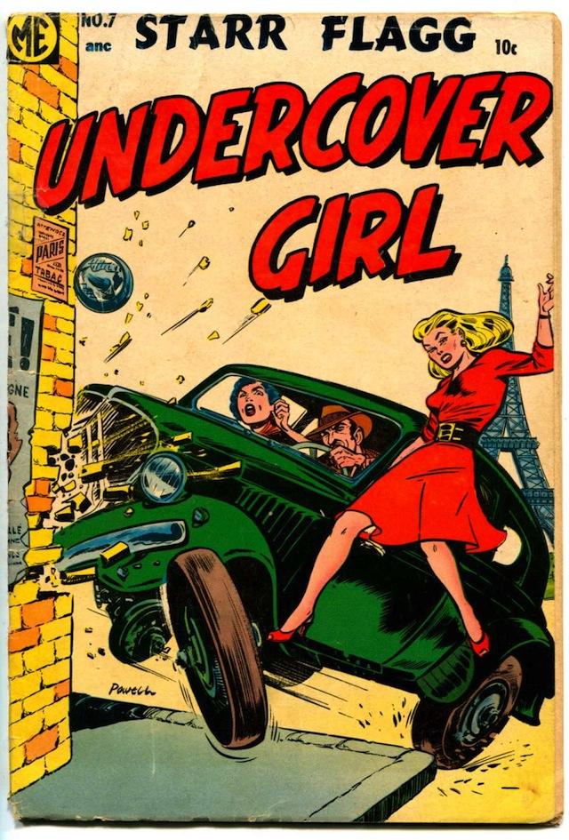 Undercover Girl 7 [A-1 #118] (1954) (via Comic Book Plus)