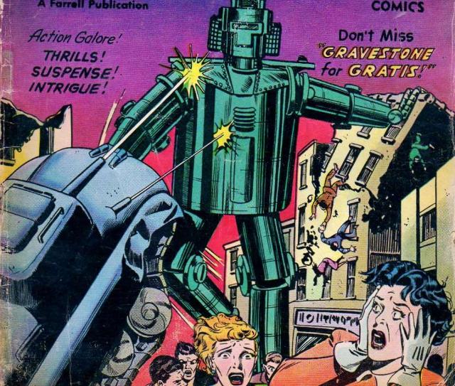 Fantastic Comics v1 #11 (1955) (via Comic Book Plus)