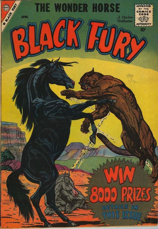 Black Fury #18 (1959) (via Comic Book Plus)