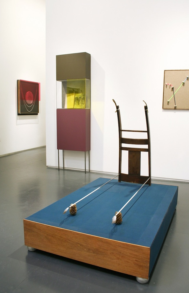 "Ian Pedigo, ""Waiting Deaf for the Untamed"" (2014) (courtesy Klaus von Nichtssagend Gallery) (click to enlarge)"