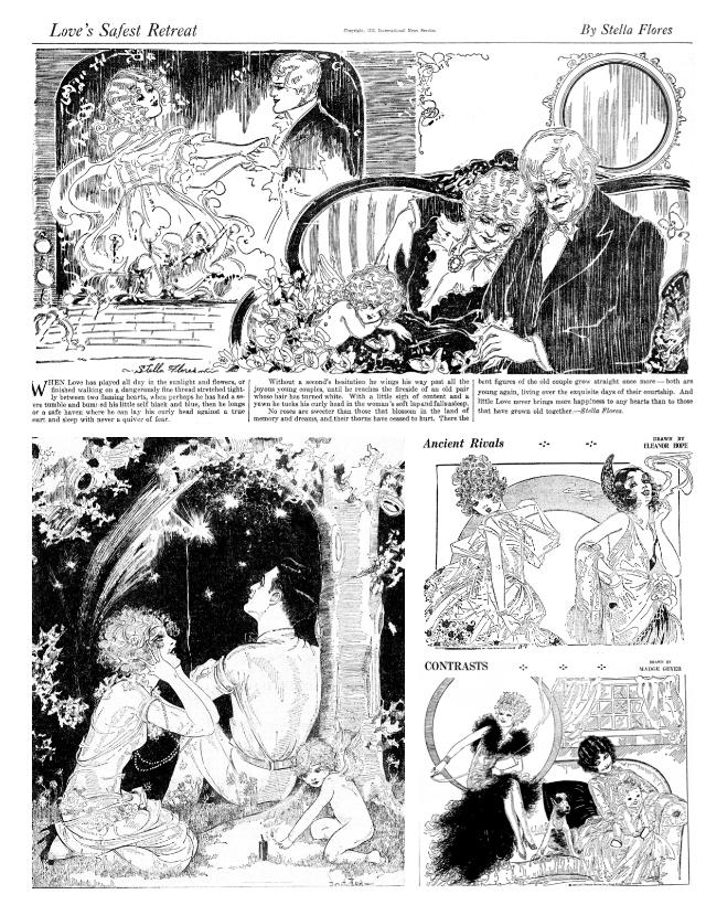 "Stella Flores, ""Love's Safest Retreat"" (1915)"