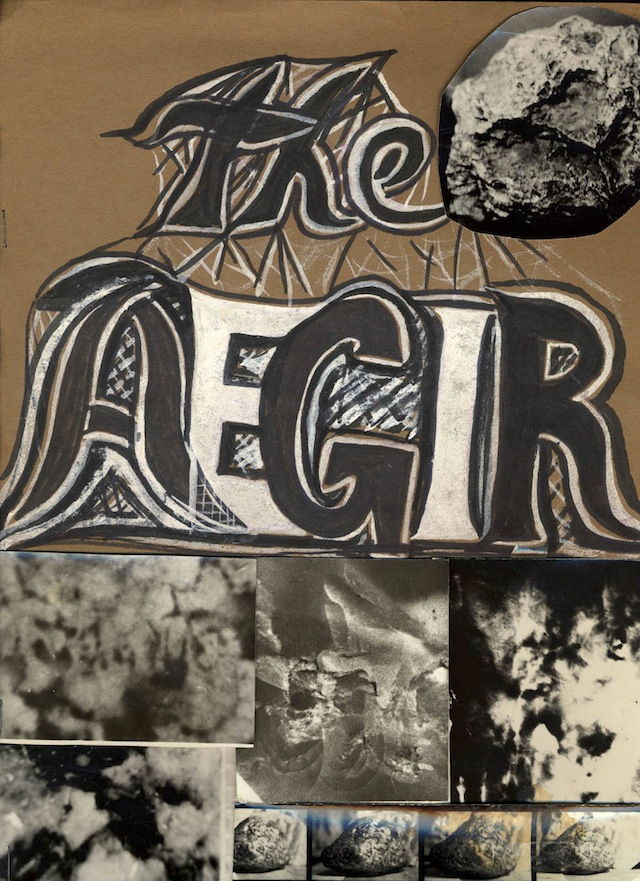 """""""The Aegir"""" by Richard Sharpe Shaver"""