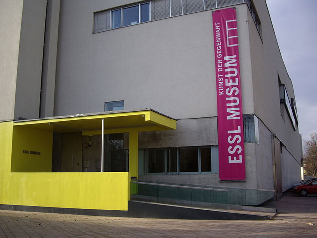 The Essl Museum (image via Wikimedia)