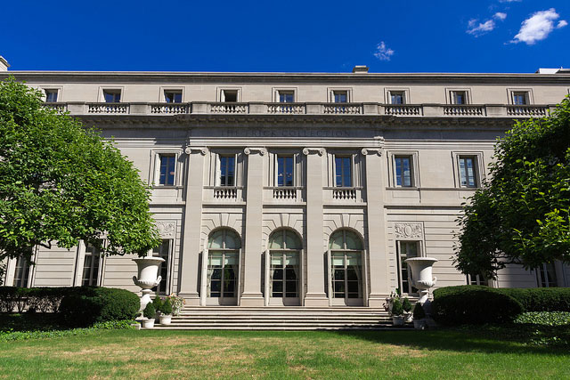 The Frick Collection (photo by Flickr user t-mizo)