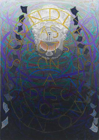 Philip Hanson, Safe in their Alabaster Chambers (Dickinson) (Zurbarán), ( 2013)
