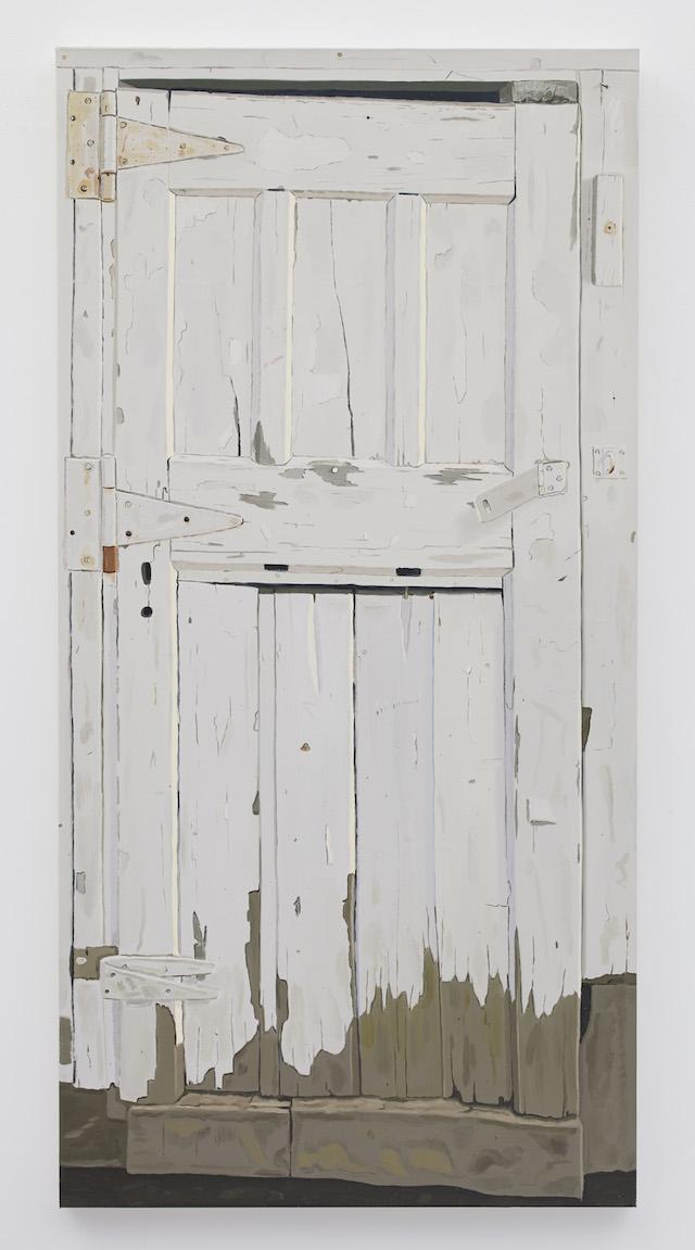 Woodshed Door
