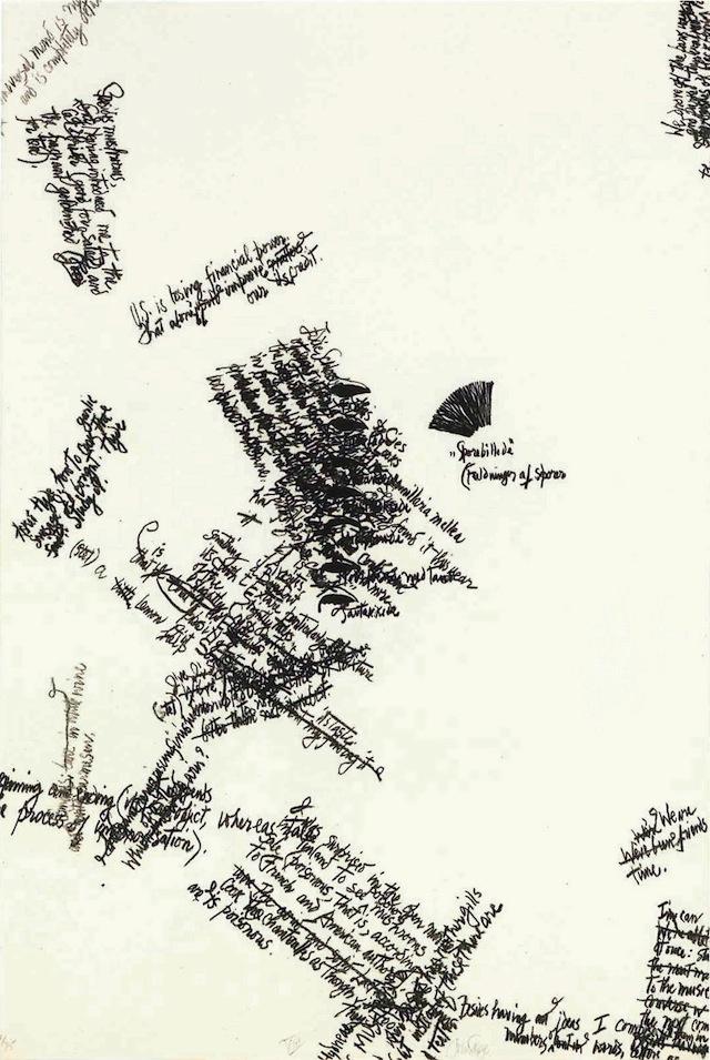 John Cage Mushroom Book
