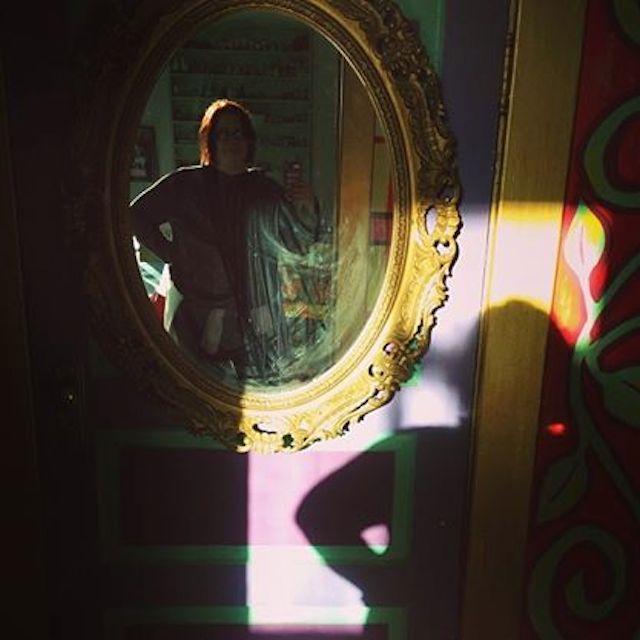 Stacy Jill Calvert's selfie in New Orleans