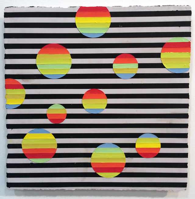 "Elise Ferguson, ""Benny's"" (2014) at Romero Young Gallery"