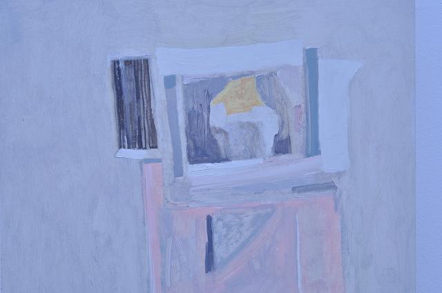 Detail of a painting by Ellen Siebers
