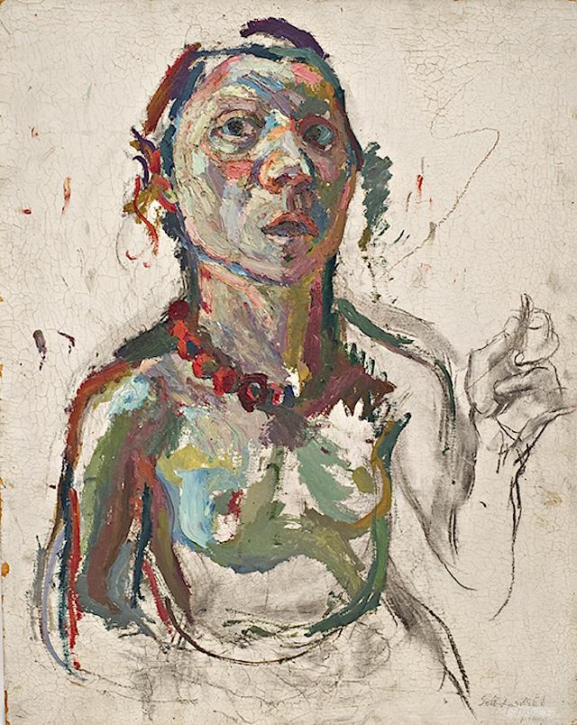 Maria Lassnig,