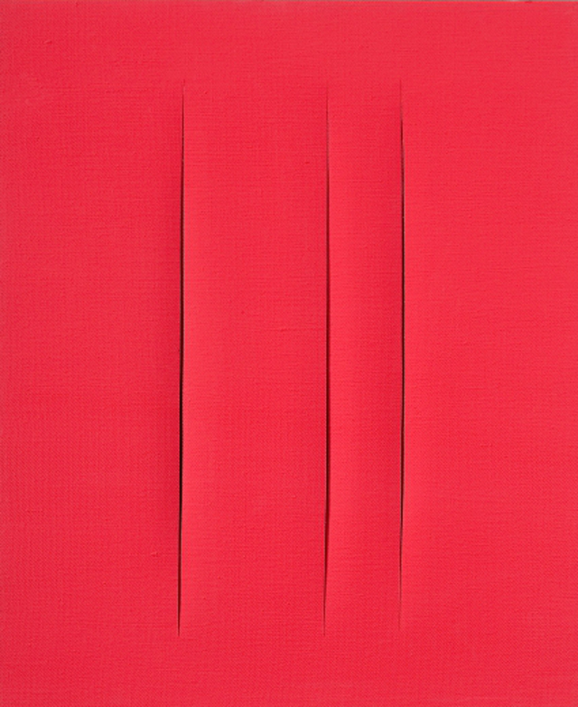 _Concetto spaziale, Attese (Concept spatial, Attentes)_ (1966)