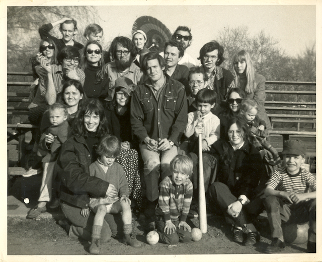 Easter Sunday Staten Island 1968 (photo by Larry Fagin)