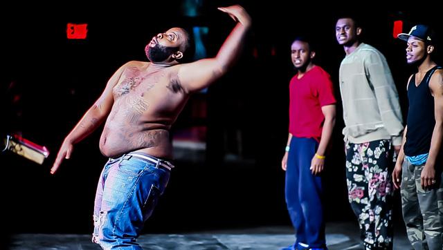 Flex Is Kings performing (photo ©Richard Davenport)