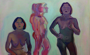 Post image for Burning into the Night: Maria Lassnig's 70 Years of Painting