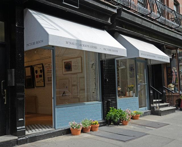 Bookseller McNally Jackson Opens Art Store