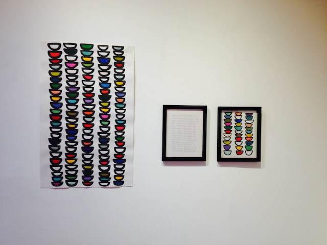 "Brian Gainey, ""3 Untitled Works"""