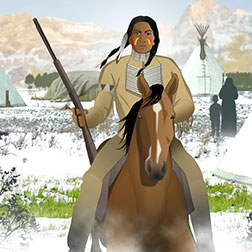 Mission 3: A Cheyenne Odyssey