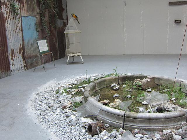 "Hiroshi Sugimoto: ""Aujourd'hui le monde est mort [Lost Human Genetic Archive]"""