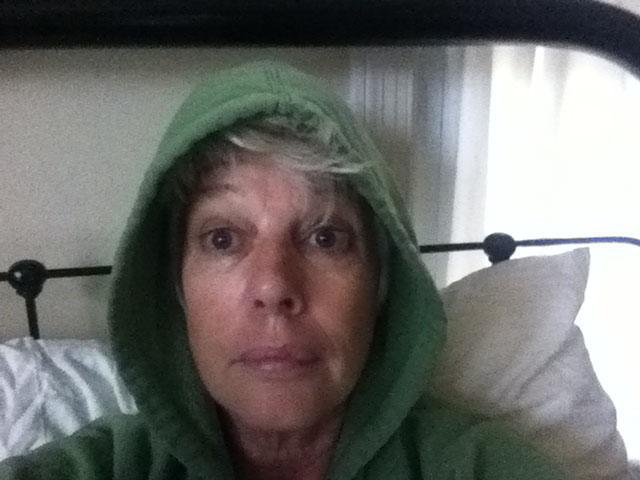 Janet Tyson's selfie
