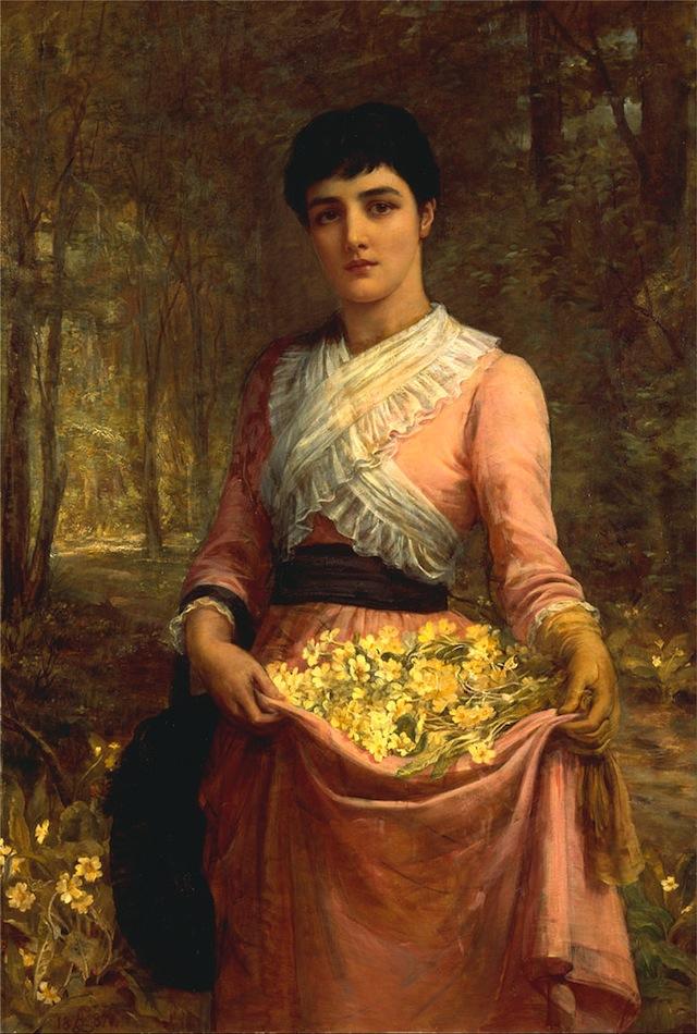 Portrait Artist Oil Painting Yale