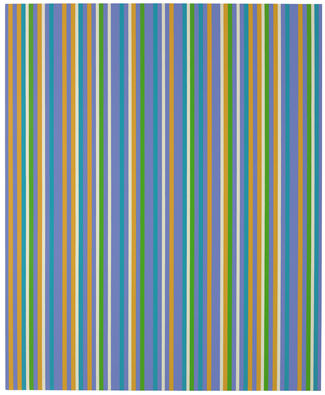 Oil Stripe Paintings