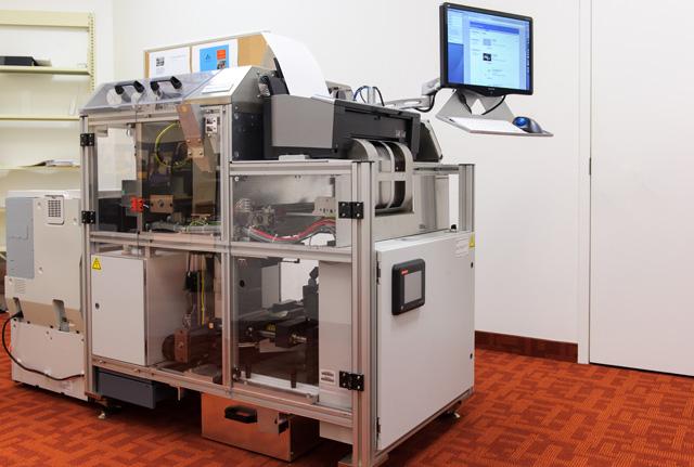 "The Toronto Reference Libraries new digital ""print shop"" (image via )"