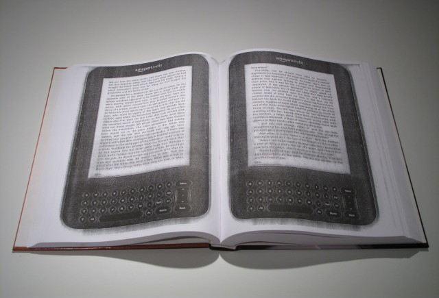 "Jesse England, ""E-Book Backup,"" (2014) photographs courtesy the artist."