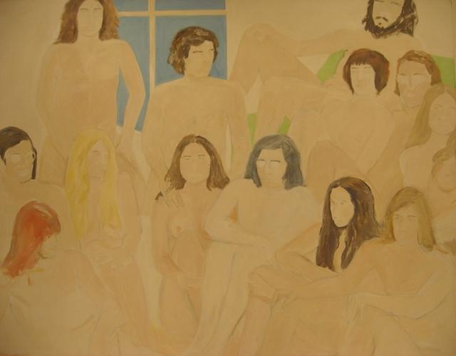 Schneeman Nude group-2